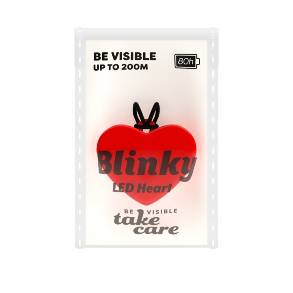Blinky Packaging Heart
